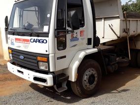 Caminhão Caçamba Ford Cargo 1617