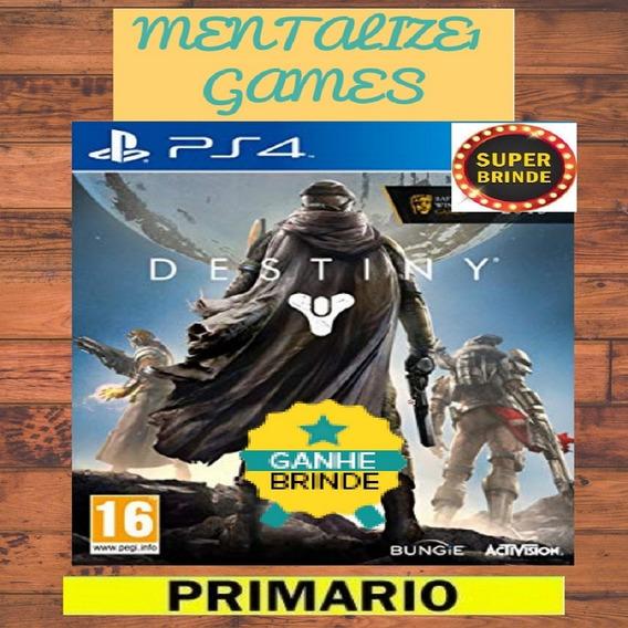 Destiny Ps4 Portugues [*midia Digital*] Primaria + Brinde