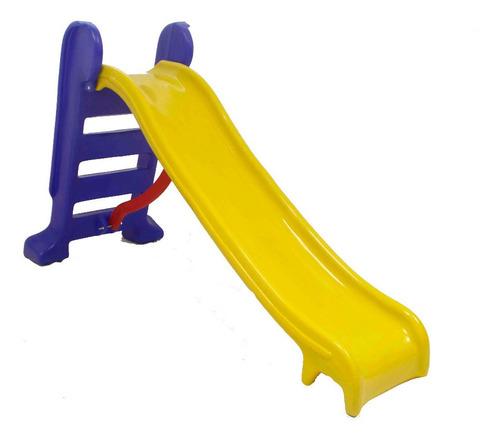 Escorregador Play Infantil Médio 3 Degraus