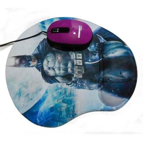 Mouse Pad Personalizado, Pad Mouse Con Gel 21x24.5cm
