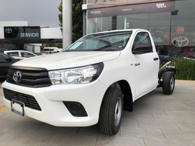 Toyota Hilux 2.7 Chasis Cabina Mt 2019