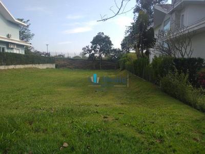 Terreno Residencial À Venda, Jardim Terras De Santa Clara Jacareí. - Te0333