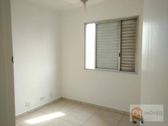 Apartamento Com 3 Dormitórios Para Alugar, 78 M² Por R$ 1.400/mês - Vila Yara - Osasco/sp - Ap0023