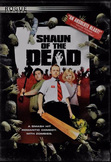 Shaun Of The Dead - E. Wright - Región 1 - Esp - Ing - Dvd