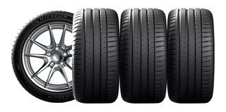 Kit X4 Neumáticos 235/60-18 Michelin Pilot Sport 4 Suv 107w