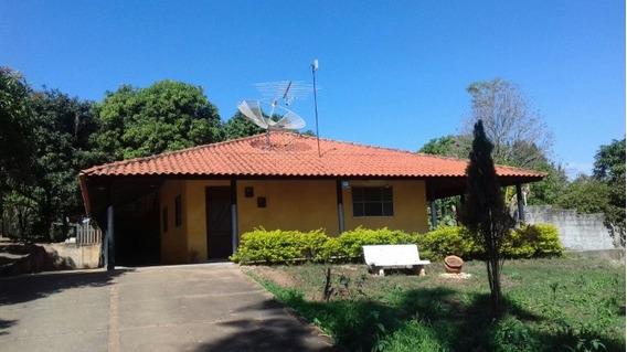 Chácara Com Casa Entre Artur Nogueira E Limeira - 873