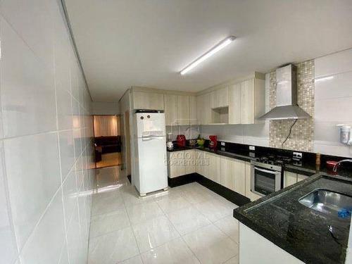 Imagem 1 de 30 de Casa À Venda, 230 M² Por R$ 670.000,00 - Vila Francisco Matarazzo - Santo André/sp - Ca2642