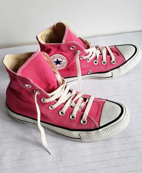Zapatillas Converse All Star Altas Mujer