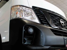 Nissan Urvan Panel Amplia A/a Paq. Seg T/m