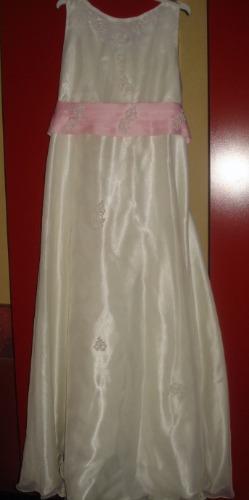 Vestido De Fiesta Ideal Cortejo