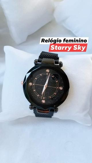 Relógio Minimalista Starrysky Feminino