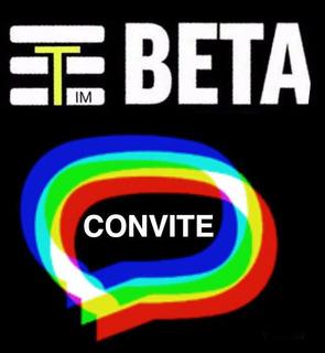 Tim Convite Beta 10 Gb + 600 Minutos + Envio Imediato