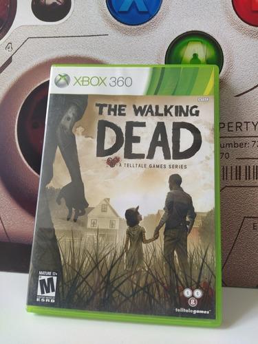 The Walking Dead Xbox 360 Original Físico Usado