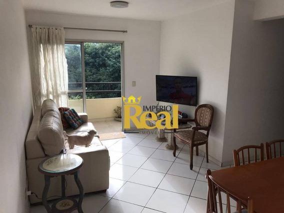Apartamento Com 3 Dormitórios À Venda, 65 M² Por R$ 390.000 - City América - São Paulo/sp - Ap6320