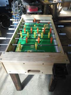 Futbolin, Mesas De Ping Pong, Billar Y Hockey