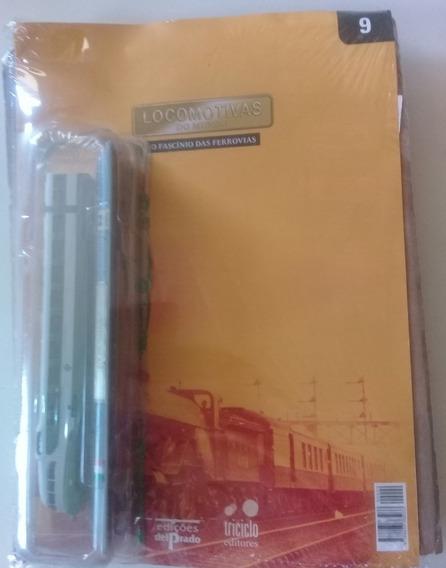 Coleções Locomotivas Do Mundo Nº 9