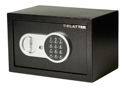 Imagem 1 de 8 de Cofre Eletrônico Digital De Parede E De Piso Klatter