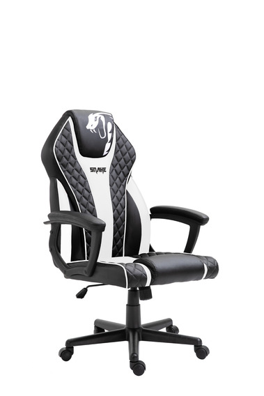 Cadeira Gamer Naja Snake Gaming Reclinável 411 - Branca