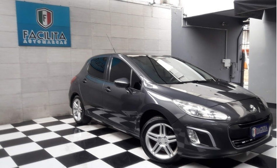 Peugeot 308 2.0 Allure 16v Flex 4p Manual