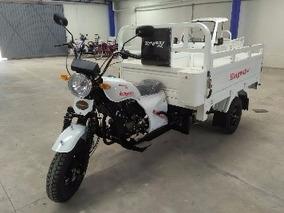 Motocarro Kingway 1 Ton 250cc Caja 2.10 M 2018