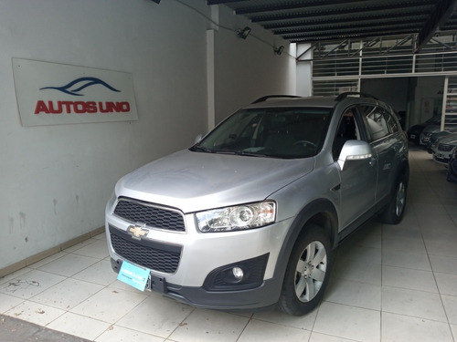 Chevrolet Captiva Ls 2.4 7 Asientos