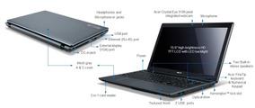 Notebook Acer 5733z Core I3 Hd 500gb / 4gb / Tela 15.6