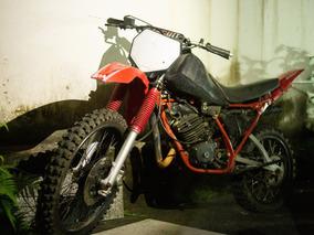 Yamaha Dt 180 Z Trail - 1989