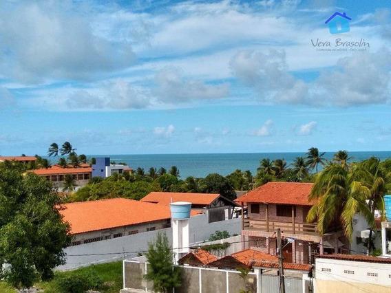 Duplex, 4 Quartos Do Lado Da Praia! - Ca0455