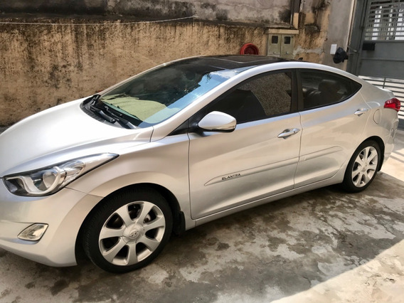 Elantra 2012/13 Automático Hyundai