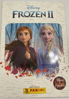 Álbum Frozen Ii Completo Con Sus Figus A Pegar. Envío Gratis