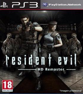 Resident Evil Remaster Hd Ps3 Español Juego + Tema Dinámico