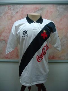 Camisa Futebol Vasco Rio Janeiro Finta Jogo Antiga 1565