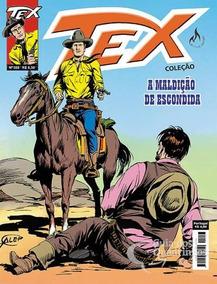 Revista Hq Gibi - Tex Coleção 388