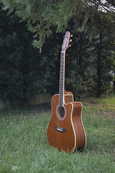 Violão Amplifier Portable Serie Bronze Modelo Folk