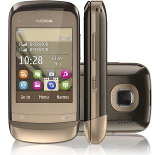 Celular Nokia C2-06 Desmontado Ap.peças. Envio Pçs Td.brasil