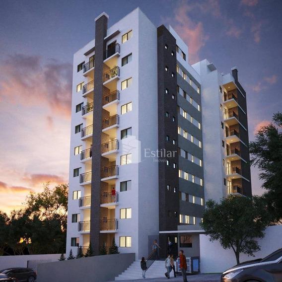 Apartamento 02 Quartos No Centro, Campo Largo - Ap2193
