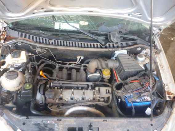 Sucata Volkswagen Polo 1.6 Mi Sedan Motor, Cambio E Peças