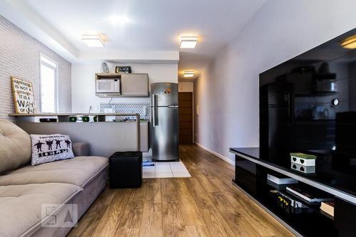 Apartamento À Venda - Perdizes, 1 Quarto,  47 - S892844177