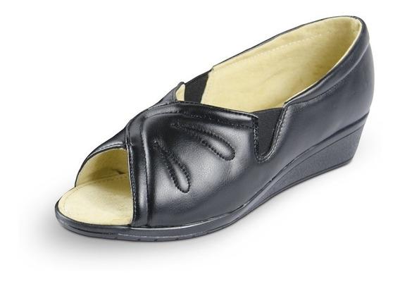 Zapato Comodem Dama Diabetes, Espolón, Ld2002n