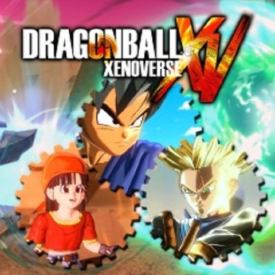 Dlc Dragon Ball Xenoverse Passe De Temporada Ps3 Todas Dlcs