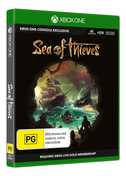 Sea Of Thieves Original Xbox One