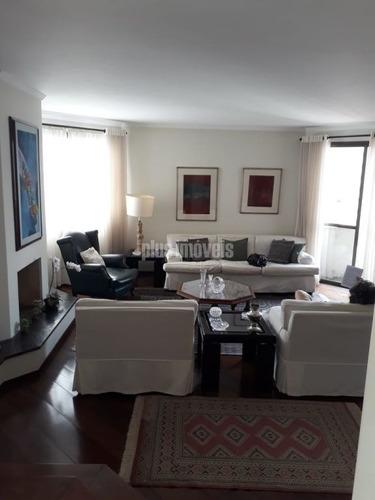 Apartamento Para Venda No Bairro Paraíso Em São Paulo - Cod: Mi119215 - Mi119215
