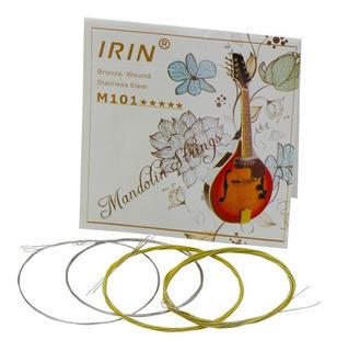 Irin M101 Set Completo Mandolin Strings