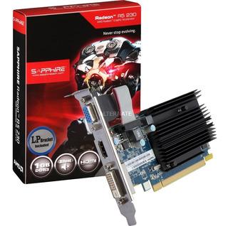 Tarjeta De Video Sapphire Amd Radeon R5 230 1gb Ddr3 Lp