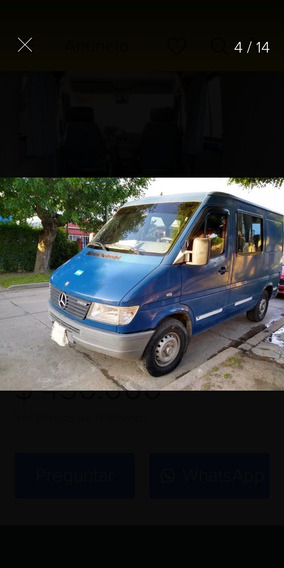 Mercedes-benz Sprinter 2.5 312 Furgon 3000 V2 2001