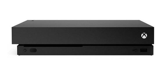 Microsoft Xbox One X 1tb Standard Preto