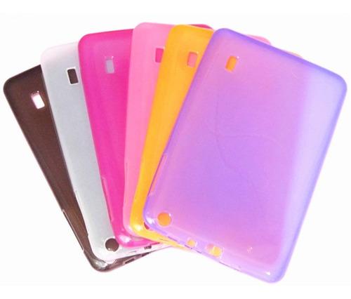 Funda Silicona Tablet 10