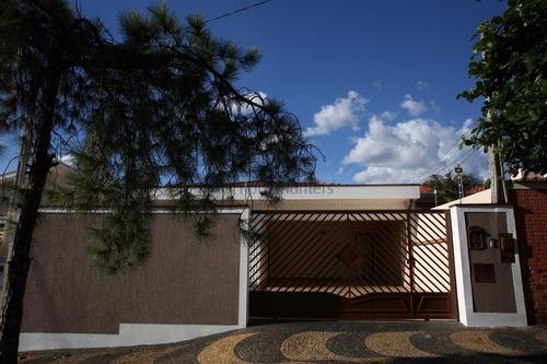 Casa Com 4 Dormitórios À Venda, 183 M² Por R$ 730.000,00 - Jardim Leonor - Campinas/sp - Ca2568