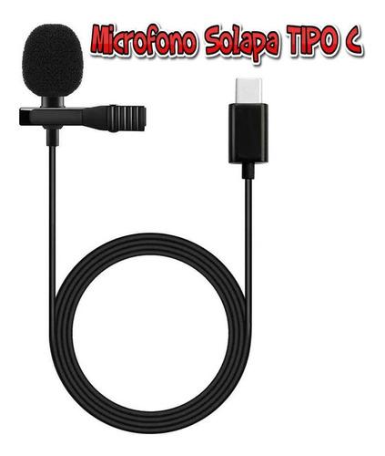 Micróf Pro Headset Con Tipo C  Con Auriculares Con Micrófono