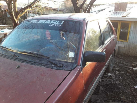 Subaru Justy 1.2 Gl 4dw